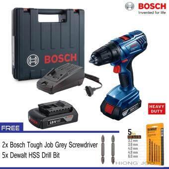 Bosch GSR 180-LI Cordless Drill Driver 18V (6 month warranty)