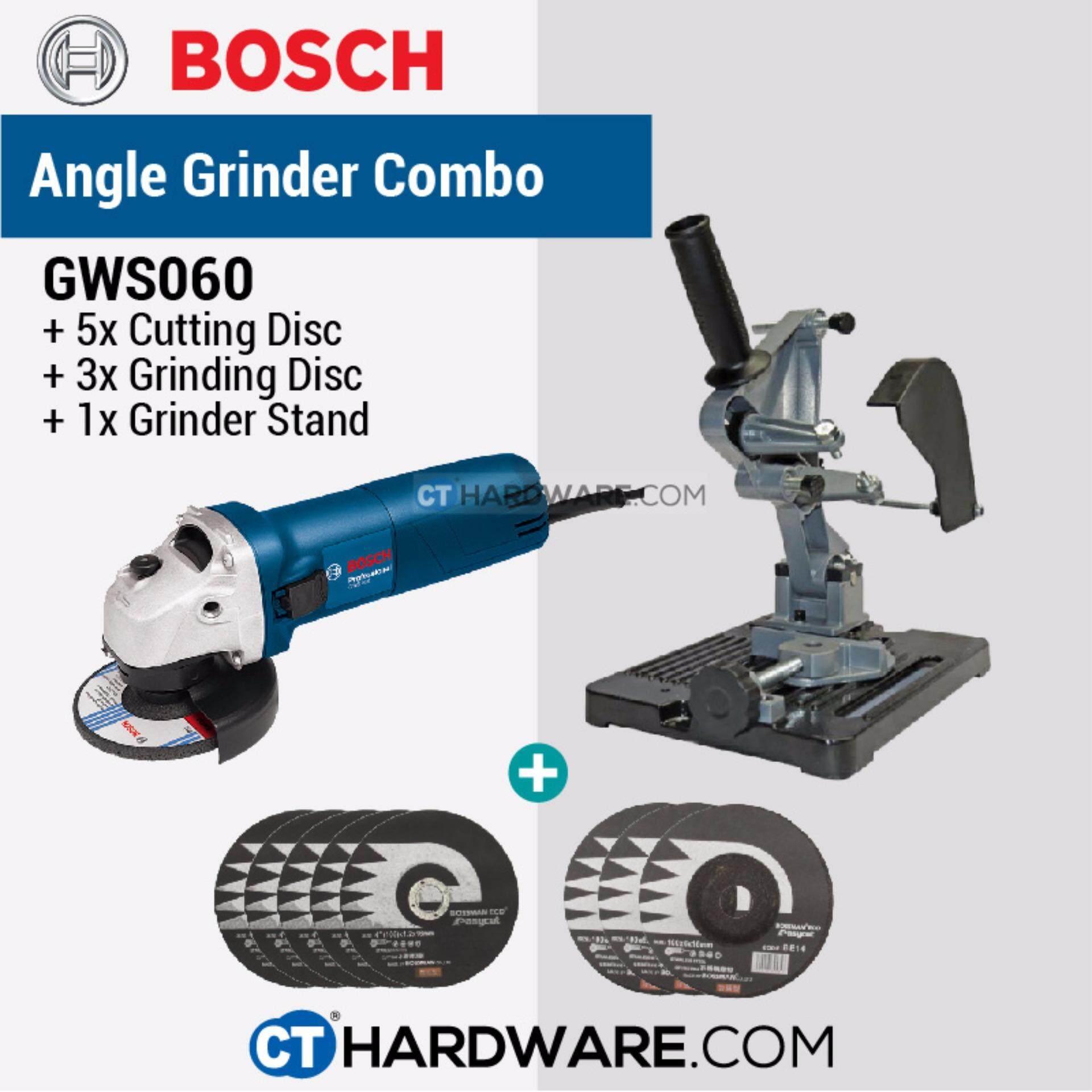 Bosch GWS060 Angle Grinder 4\