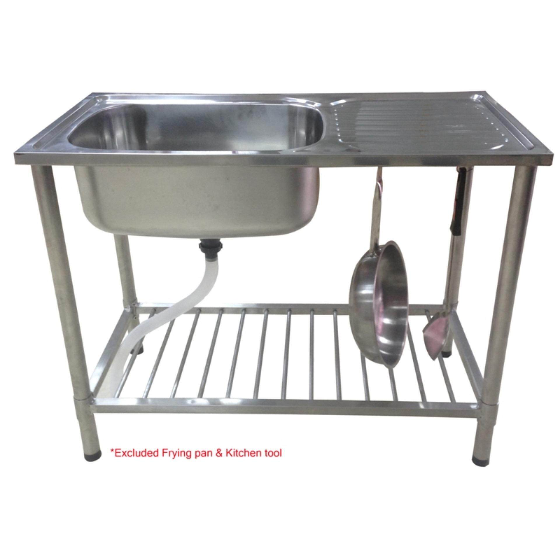 Cam Brand Diy Sink With Kitchen Sink Stand Lazada Malaysia