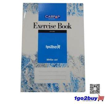 Campap Exercise Book Cw2510