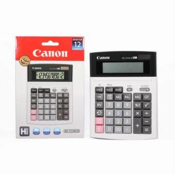 Harga Canon Calculator 12 Digits WS-1210HI III