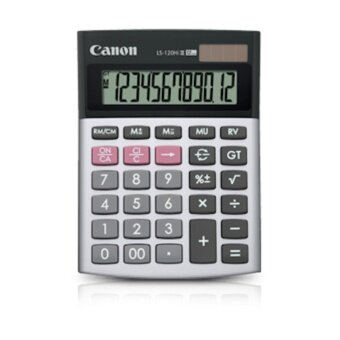 Harga CANON Calculator LS-120HI III