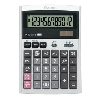 Harga Canon Calculator TX-1210Hi III
