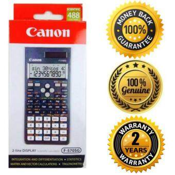 Harga Canon F-570SG Scientific Calculator