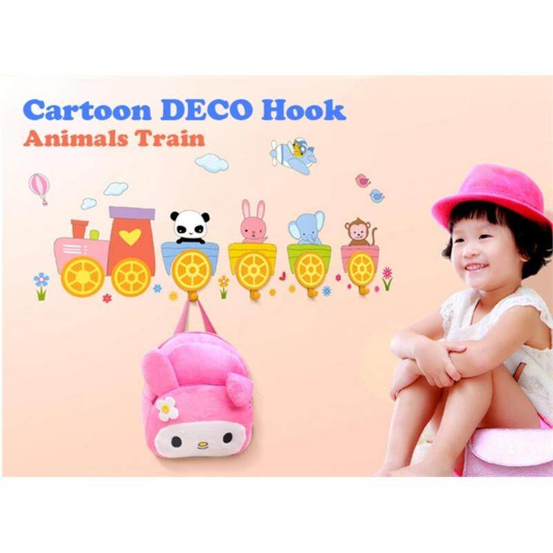 Cartoon DECO HOOK Sucker Hook Key Towel Hanger Wall Holder Hook
