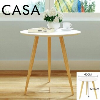 Casa Concepts Oslo End Table Side Table White