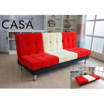 Casa Ika Convertible Futon Sofa Bed