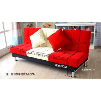Casa Ika Convertible Futon Sofa Bed - 4