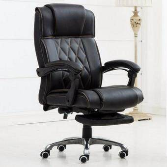 desk swivel chair. Casa Office Chairs Pu Leather Executive High Back Recliner Computer Desk Swivel Chair Malaysia