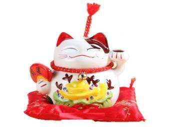 Creative Home Prosperity Lucky Cat Gold Fortune