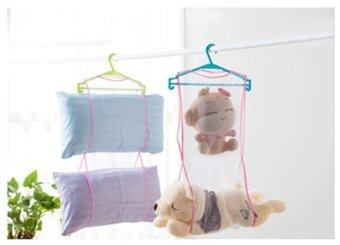Harga Creative Home Sun Pillow Cushion Drying Bag Drying Drying Net Bag