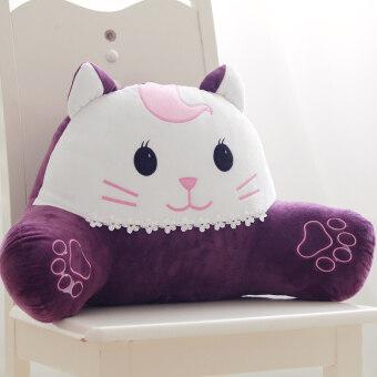 Cute chair waist back pad Cushion