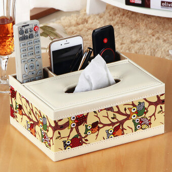 Harga Cute home living room tissue box napkin box pumping tray box
