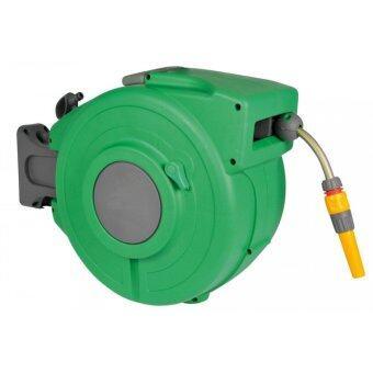 daye auto rewind hose reel 20m - Retractable Hose Reel