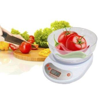 Harga Digital Kitchen Scale With Bowl