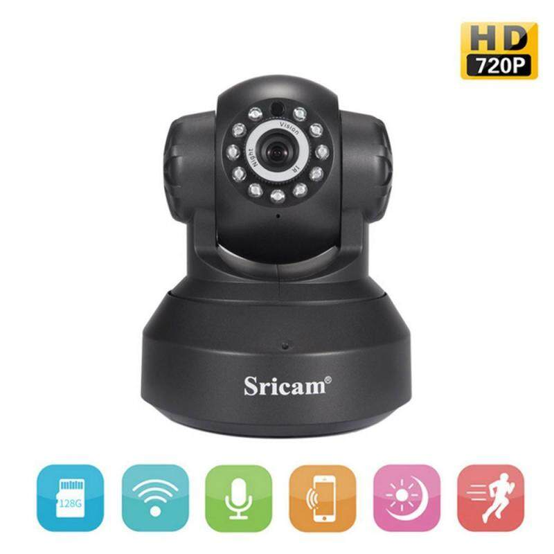 dmscs HD 720p Wireless WiFi IP Camera Night Vision Motion Detection Baby Monitor Home Security Surveillance