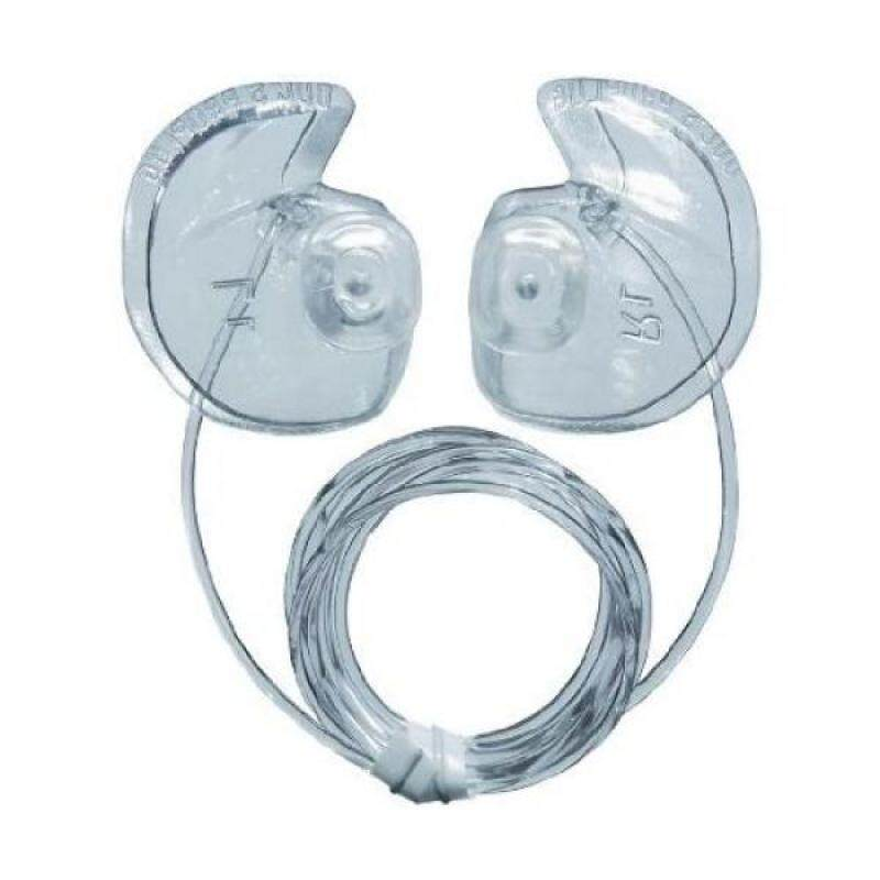 Buy Docs ProPlugs - Preformed Protective Vented Earplugs Clear With Leash- Malaysia