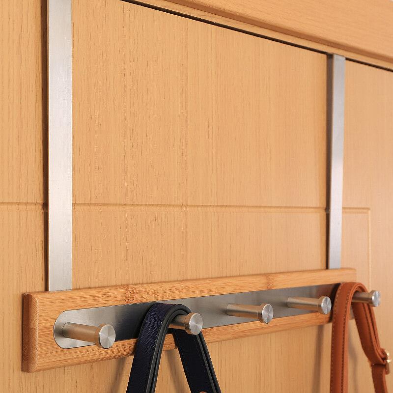 Buy Door back-storage rack adhesive hook Malaysia