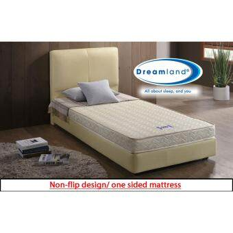 Harga Dreamland stamina single size mattress 5 inch thick with 5 yrs warranty
