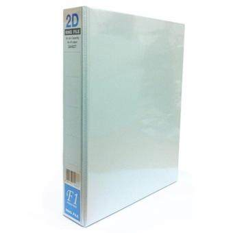 East-File 2D Ring File ? 40mm Capacity for A4 Paper (Item No: B11-88) A1R5B36