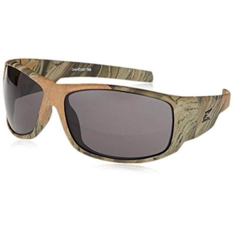 Edge Eyewear HZ116CF Caraz Smoke Lens, Forest Camo