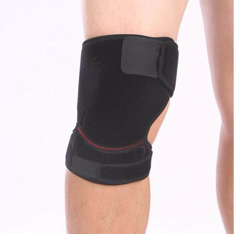 Buy Elastic Knee Support Brace Kneepad Patella Knee Pads Hole Sports Kneepad Safety Guard Strap For Running Malaysia