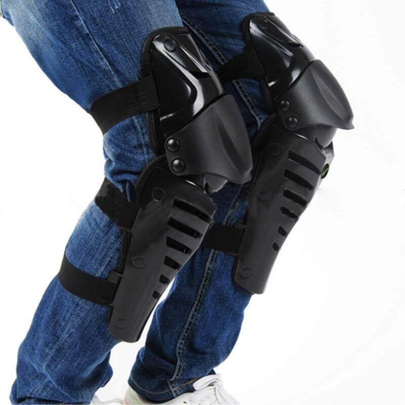 Buy Elbow Knee Shin Armor Protector Guard Pads for Motorcycle Bike Racing Fashion Malaysia