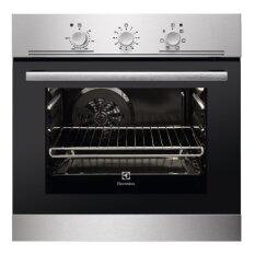 electrolux eob2100cox built in oven 56liters