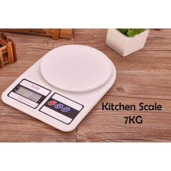 Electronic Kitchen Scale SF-400 7Kg For Food, Spices, Fruit