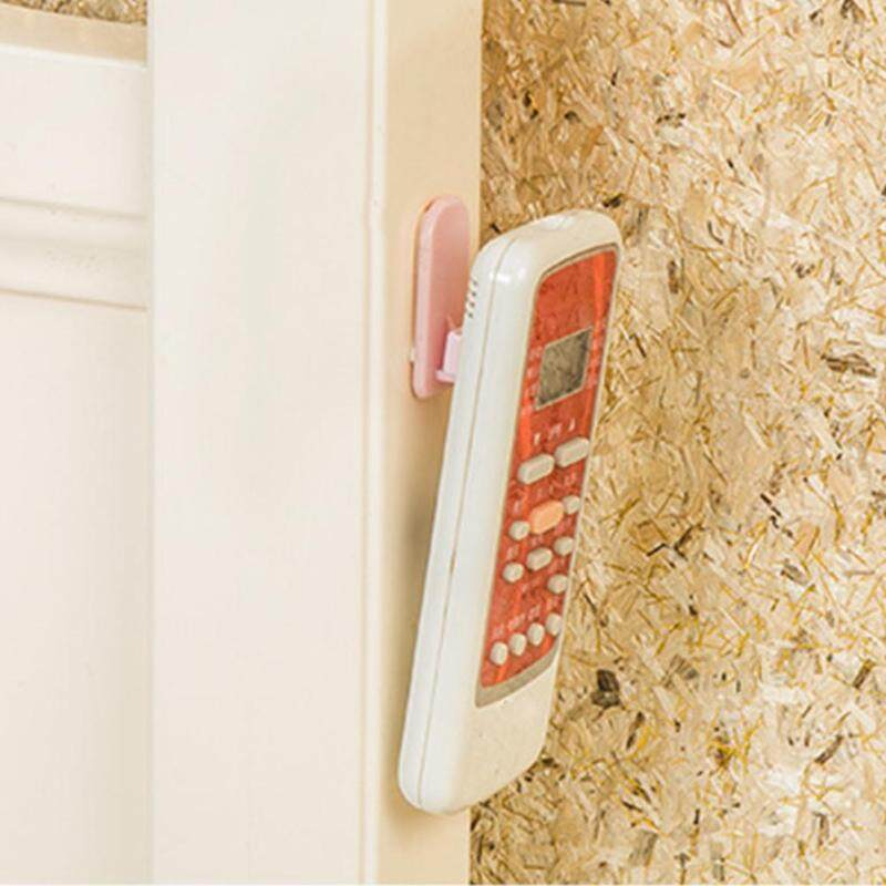 Buy Elife 2 Set HomeTV Remote Control Air Conditioning Sticky Hook Wall Self Adhesive Strong Hanger Holder Malaysia