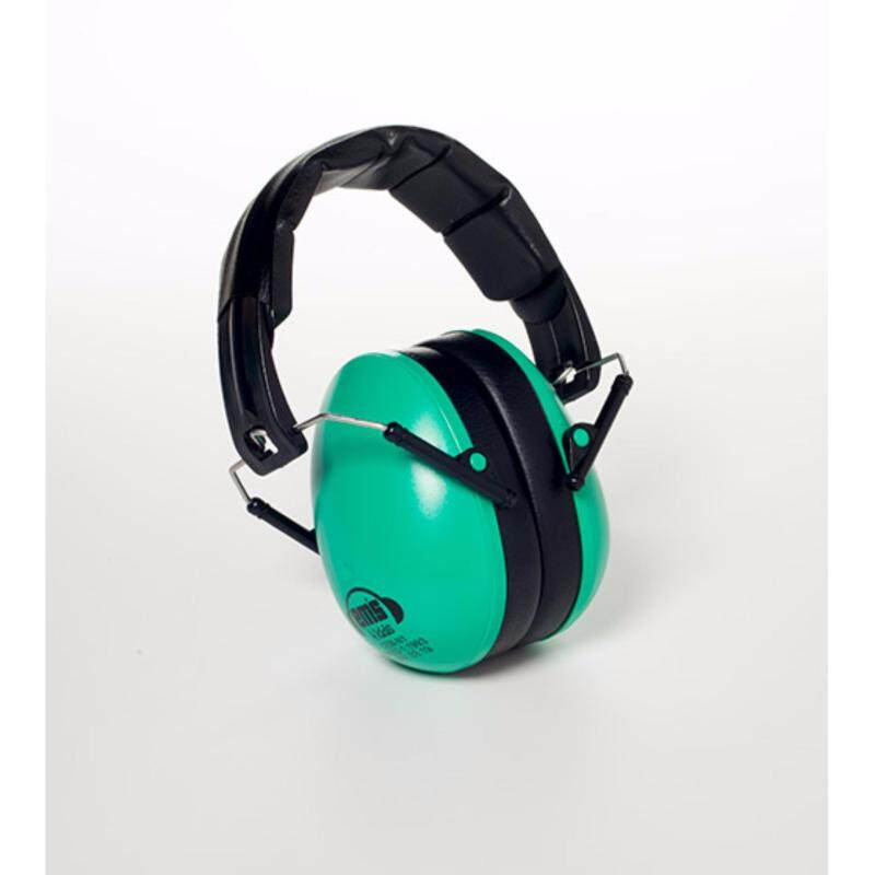 Buy EMS FOR KIDS EARMUFFS – MINT, world's first folding, compact hearing protection certified by USA and European standards Malaysia
