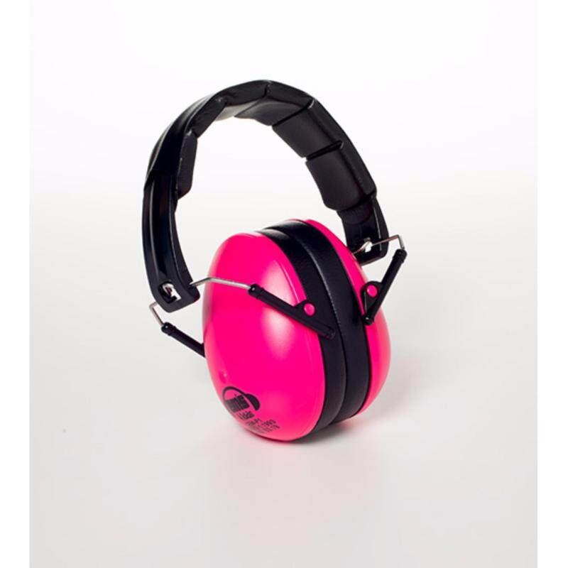 Buy EMS FOR KIDS EARMUFFS – PINK, world's first folding, compact hearing protection certified by USA and European standards Malaysia