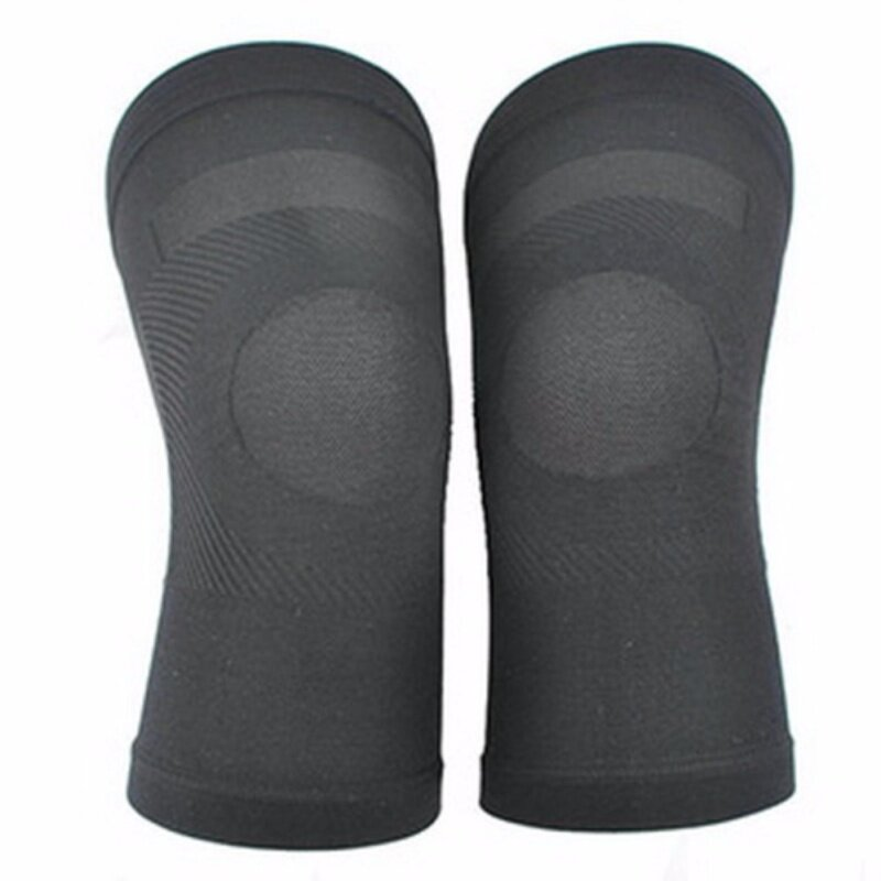 Buy eMylo Knee Sleeve Support - Elastic compression for Weightlifting , Squats and Crossfit - Protection for Joint Pain, Injury Recovery and Arthritis--black(2 -pack) Malaysia