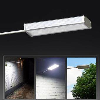 Harga Energy Saving Human Induction Solar Powered LED Street Lamp