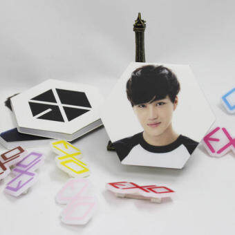 Harga Exo cute around the group with the money notes BENSE.O
