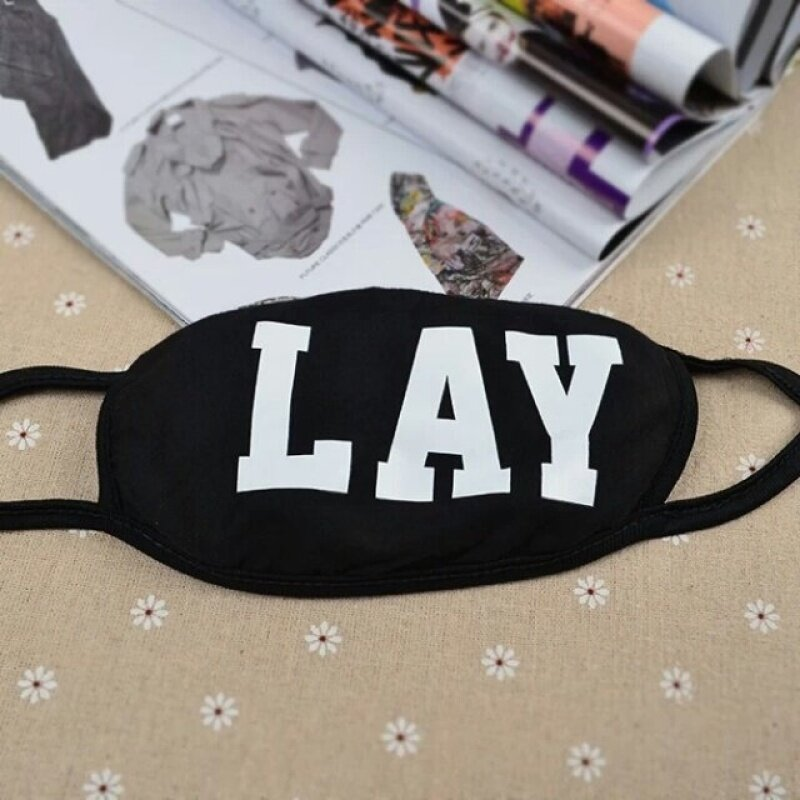 Buy Exo Zhang Yixing masks Lu Han same paragraph Pink skull masks Wu Shixun Park can lie around the side Bo Yin Cotton Malaysia