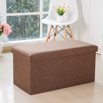 Harga Fabric Storage Stool