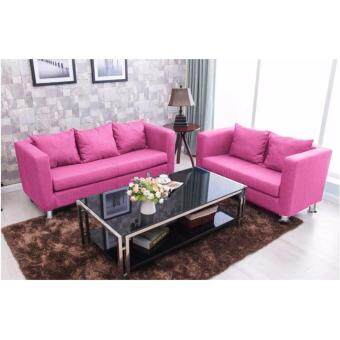 F&F: LOUISSE Sitting Room Concept Furniture 3 Seater Lax &Soothed Settee - Sofa Design