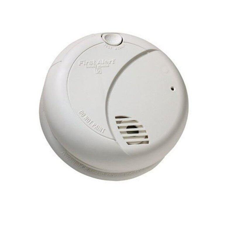 Buy First Alert SA710LCN 10-Year Battery Photoelectric Smoke Alarm (USA) Malaysia