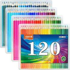 FIVE STAR 120 Colored Pencils Set For Sketch Coloring Pages And Books Color Art Drawing Artist Sketching Writing