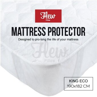Harga Flew 3 Layer Mattress Protector - King Mattress (6 ft)