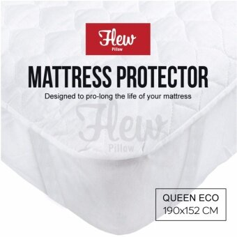 Harga Flew 3 Layer Mattress Protector - Queen Mattress (5 ft)