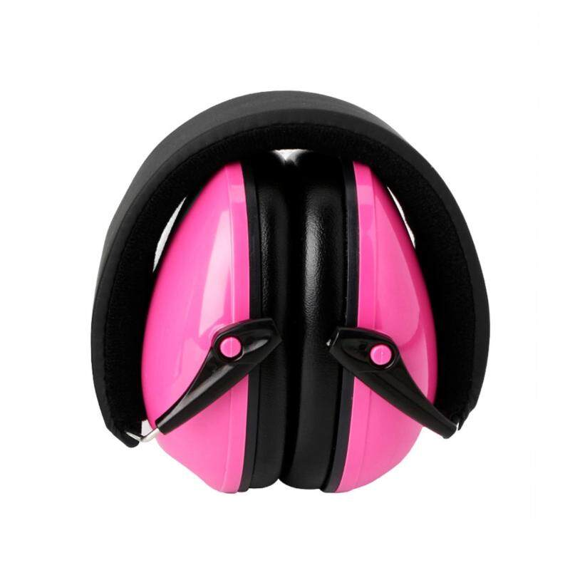 Foldable Hearing Protection Ear Muffs Noise Cancelling Earmuff for Kids Child