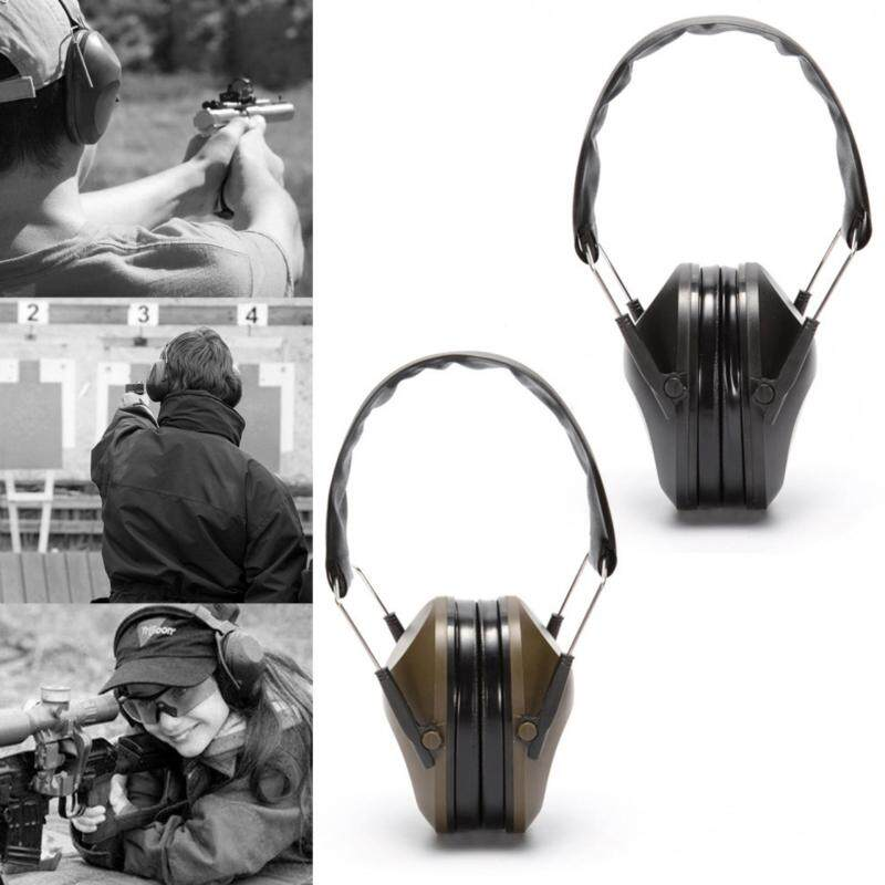 Foldable Hearing Protection Shooting Sports Ear Muffs Noise Cancelling Earmuff
