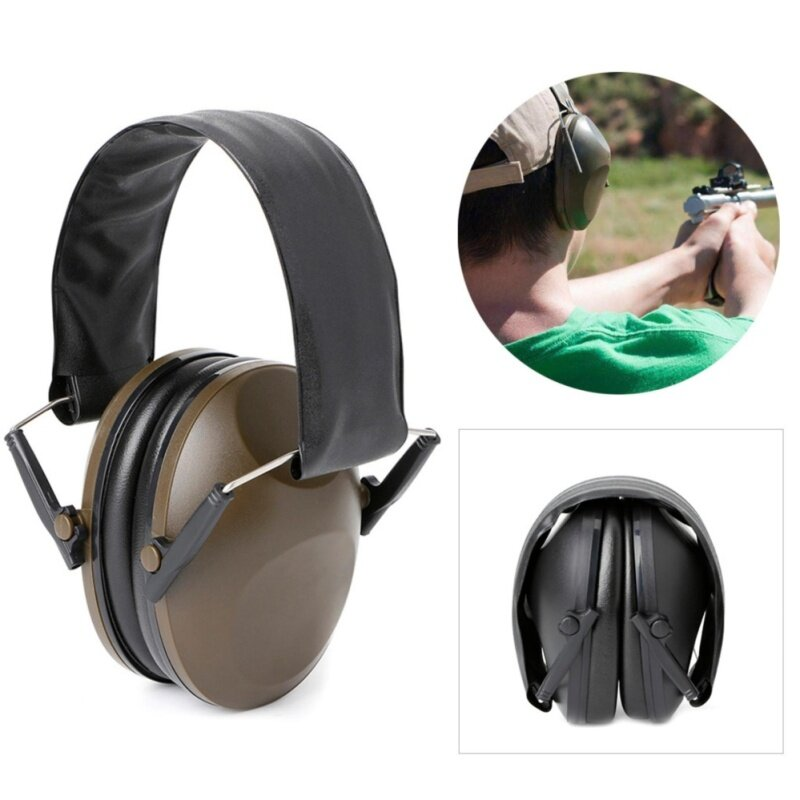 Buy Foldable Hearing Protection Shooting Sports Ear Muffs Noise Cancelling Earmuff Malaysia