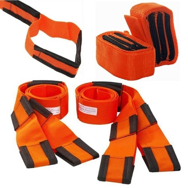 Forearm Forklift Lifting and Moving Straps Teamstrap Moving and Lifting Straps One Pair