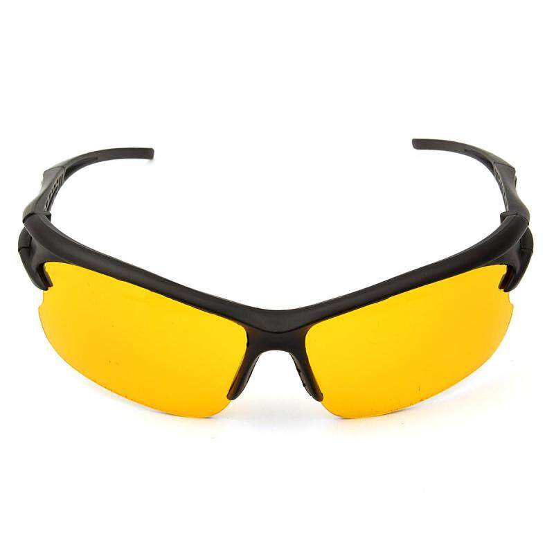 Buy Free Shipping 2Pcs safety glasses Transparent protective glasses, work safety glasses wind and dust goggles anti-fog medical yellow Malaysia