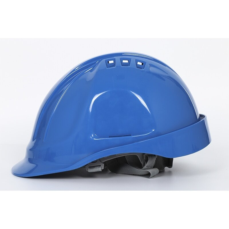 Buy French Deltaplus safety cap site anti-smashing breathable labor construction with fluorescent strip reflective ABS Insulation Malaysia