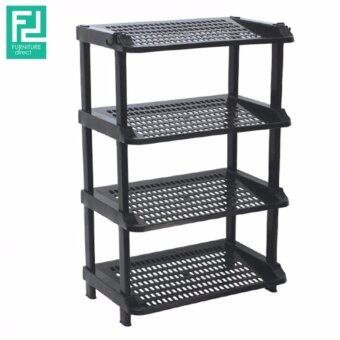 Harga Furniture Direct 2288A 4 tier shoe rack