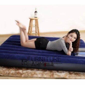 Furniture Farm :Portable Indoor & Outdoor Inflatable Air Bedwith Free Electrical Pump